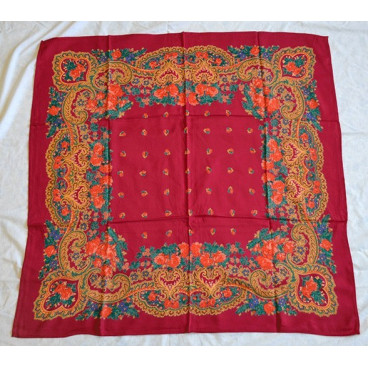 Portuguese scarf various...