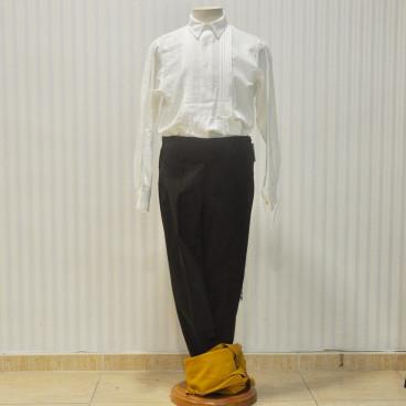 Pantalón siglo XIX