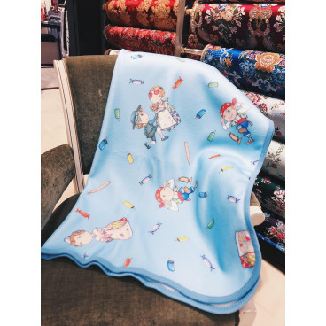 FALLERETS Home Blanket from...