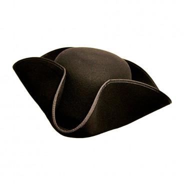 18th century tricorn hat