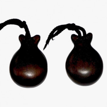 Castanets Brown Granadillo