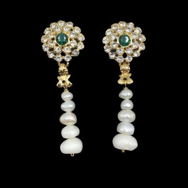Jet earrings 284 1x5