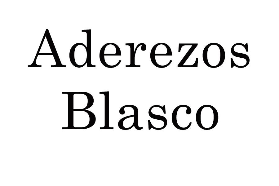 ADEREZOS BLASCO